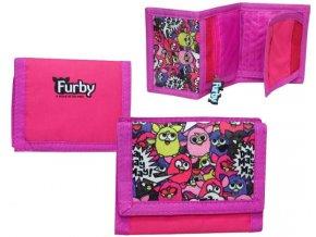 Peněženka Furby 10x7 cm