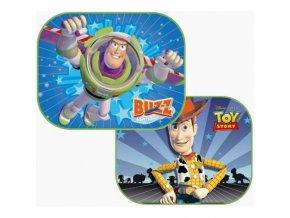 Sluneční clona Toy Story 2 ks