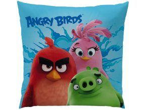 Polštářek Angry Birds Exploze 40x40