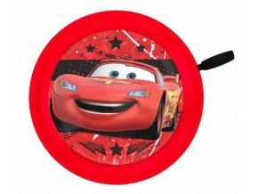 Zvonek na kolo Auta Cars kovový