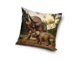 Povlak na polštářek Animal Planet Triceratops micro 40/40 cm