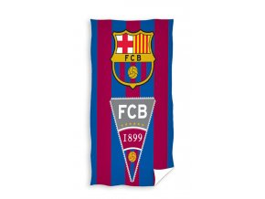 Dětský ručníček Barcelona znak 40/60