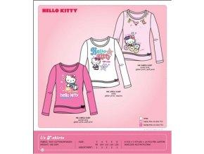 Triko Hello Kitty s dlouhým rukávem 1288