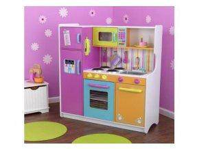 Kidkraft kuchyňka Deluxe Big Bright Kitchen
