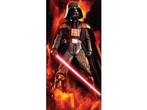 Osuška Star Wars Darth Vader 70/140 cm