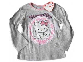 Triko Hello Kitty-Charmy Kitty šedé