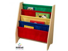 KidKraft Dětská knihovna Sling Primary