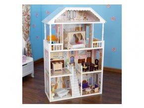 Kidkraft Domeček pro Barbie panenky Savannah