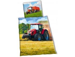 Povlečení Traktor Zetor 2 sklizeň 140/200 SKLADEM