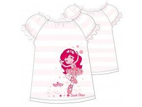 Triko Strawberry s krátkým rukávem 952-254