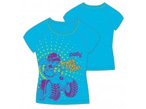 Triko Polly Pocket s krátkým rukávem 952-258