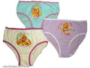 Dívčí kalhotky Locika set 3 ks 356467