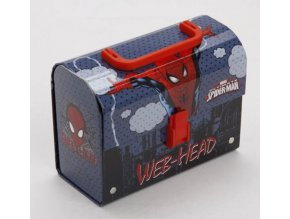 Kufříček Spiderman Web-Head