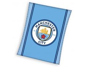 Fleece deka Manchester City 110/140