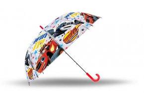 Vystřelovací průhledný deštník Blaze