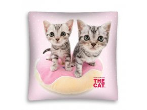 Povlak na polštářek The Cat Koťata micro 40/40