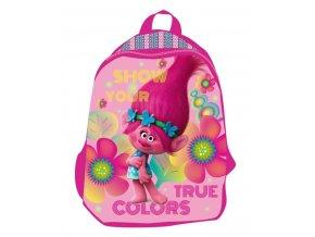 Dětský batůžek Trollové Poppy 29 cm