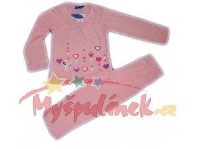 Pyžamo Littlest Pet Shop s dlouhým rukávem 6156