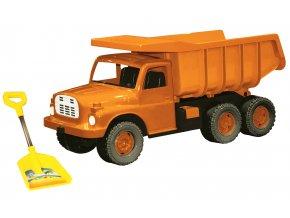 Tatra oranžová VELKÁ   skladem