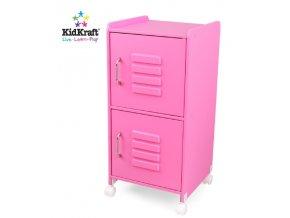 KidKraft Dětský kontejner růžový bubblegum