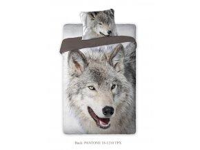 povlečení vlk