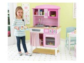 Kidkraft Dětská dřevěná kuchyňka Alex