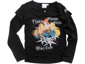 tričko pro děti triko winx