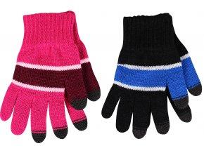 rukavice Dotykacek ruz a TMmod