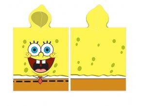 Pončo SpongeBob úsměv 50/115