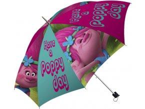 Skládací deštník Trollové Poppy