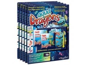 Aqua dragons NÁHRADNÍ SADA