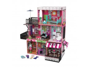 Brooklyns loft dollhouse
