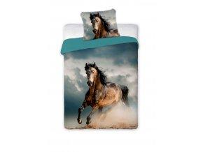 povlečení Koně v bouři