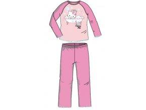 Dívčí pyžamo Hello Kitty-Charmy Kitty 2159 růžové