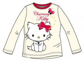 Triko Hello Kitty-Charmy Kitty 1120 smetanové