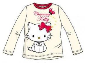 Triko Hello Kitty-Charmy Kitty 1120 smetanové