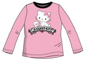Triko Hello Kitty-Charmy Kitty 1120 růžové