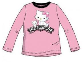 Triko Hello Kitty-Charmy Kitty 1120 růžové