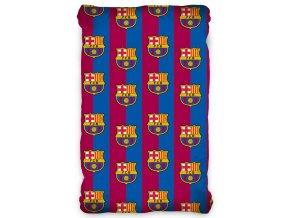 Prostěradlo FC Barcelona 90/200 - skladem