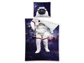 povlečení kosmonaut