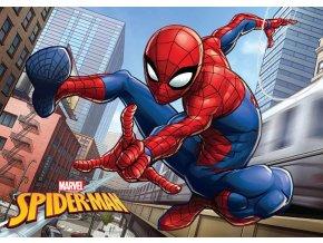 Koupelnová předložka Spiderman 40/60
