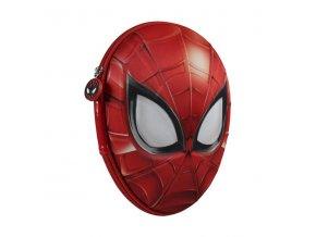 3D Dvoupatrový penál plný Spiderman - skladem