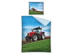 Povlečení Traktor 140/200, 70/80 - skladem