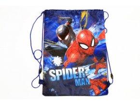 Taška na tělocvik a přezůvky Spiderman
