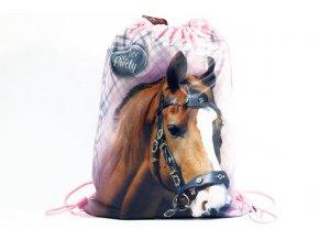 Taška na tělocvik a přezůvky Nice and Pretty Kůň