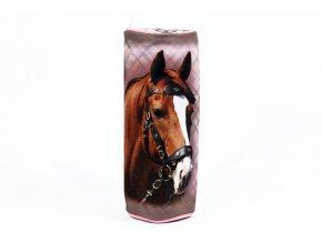 Kulatý penál Nice and Pretty Kůň