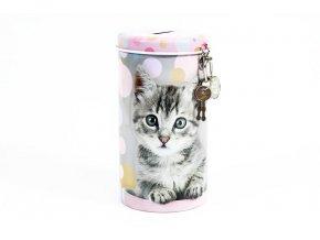 Pokladnička na zámek Sweet Pets Kotě
