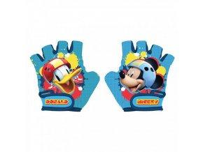 Cyklo rukavice Mickey Mouse