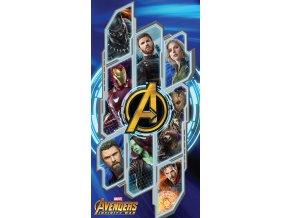 Osuška Avengers Infinity War 70/140