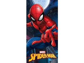 Osuška Spiderman Moon 70/140